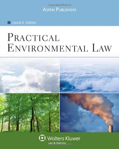 9780735572423: Environmental Law for Paralegals