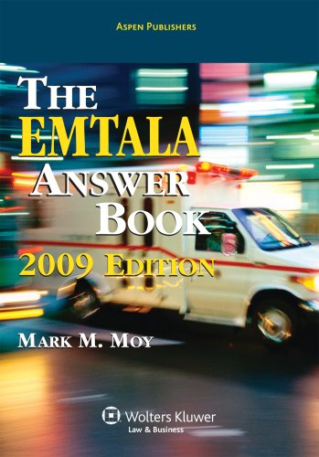 9780735573833: EMTALA Answer Book