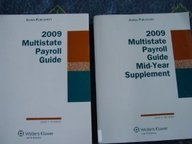9780735574205: Multistate Payroll Guide