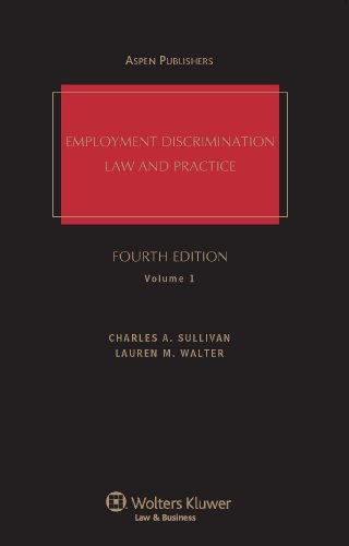 9780735575639: Employment Discrimination: Law and Practice