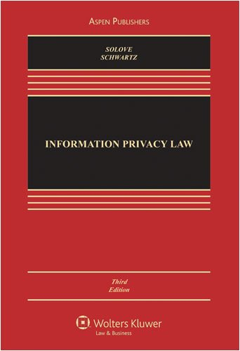 9780735576414: Information Privacy Law: Cases & Materials