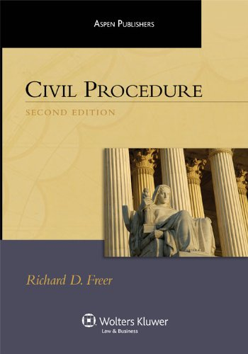 9780735578302: Civil Procedure 2e