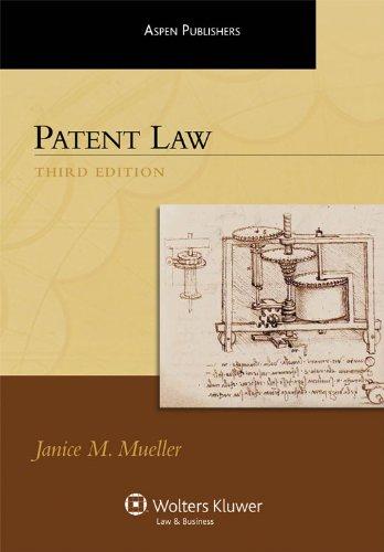 9780735578319: Patent Law (Aspen Treatise)