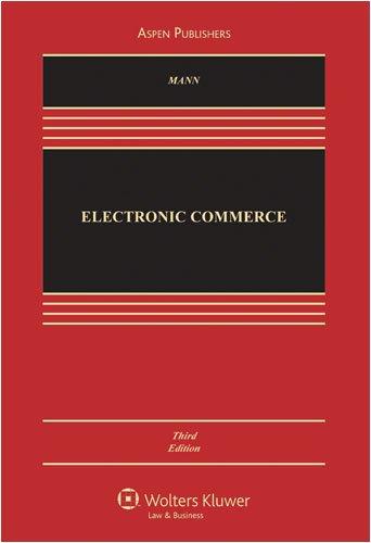 9780735579217: Electronic Commerce