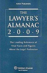 9780735581197: Lawyer's Almanac