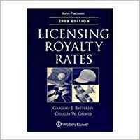 9780735581234: Licensing Royalty Rates