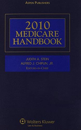 9780735582194: Medicare Handbook 2010 Edition