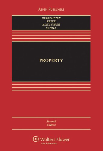9780735588998: Property, 7th Edition