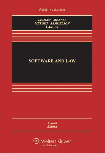 9780735589155: Software and Internet Law