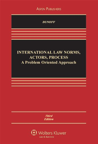 9780735589179: International Law: Norms Actors Process: Problem Approach 3e