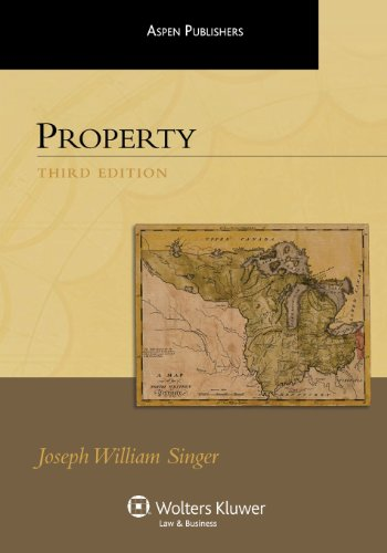 9780735589353: Property, 3rd Edition (Aspen Treatise Series)
