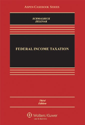 9780735592513: Federal Income Taxation, Third Edition (Aspen Casebook Series)