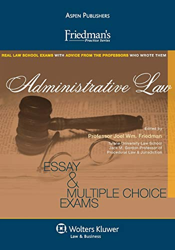 9780735597976: Friedman's Practice Series: Administrative Law