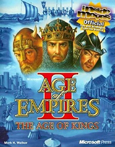 9780735605138: Microsoft Age of Empires II: Age of Kings : Inside Moves