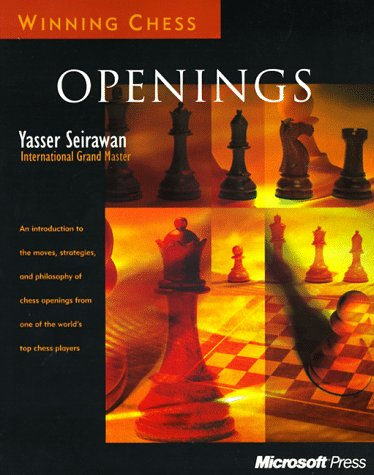 9780735605145: Winning Chess Openings: Introduction to Moves, Strategies and Philosophies of Chess Opening