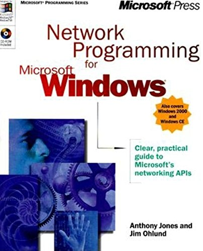 9780735605602: Network Programming for Microsoft Windows (Microsoft Professional Series)