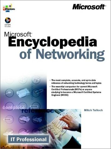 9780735605732: Microsoft Encyclopedia of Networking (It-Independent)