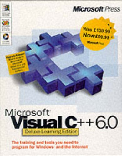 9780735606364: Visual C++ 6.0 Deluxe Learning Edition (Microsoft Professional Editions)
