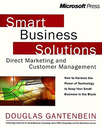 9780735606838: Smart Business Solutions: Direct Marketing and Customer Management
