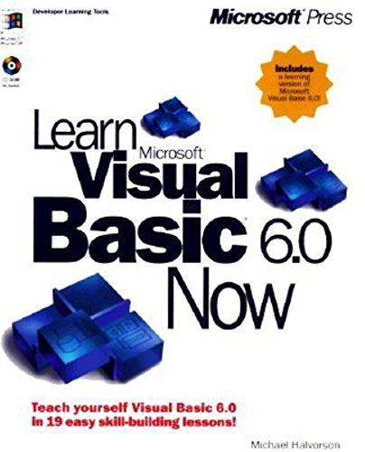 9780735607293: Learn Microsoft Visual Basic 6.0 Now (Learn Now)