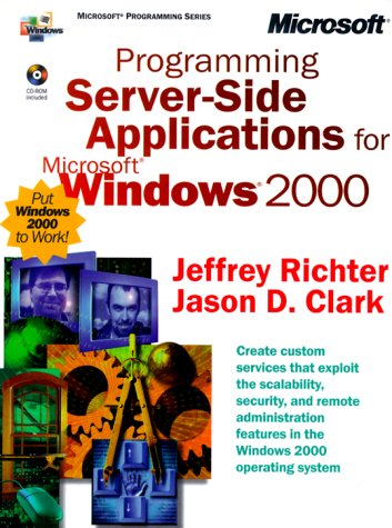 9780735607538: Programming Services for Microsoft Windows (Microsoft programming series)