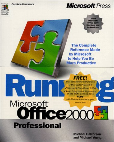 9780735608184: Running Office 2000 Professional Edition Special Product Build