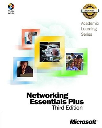Networking Essentials Plus, Third (3rd) Edition (Lab Manual, Academic Learning Series)