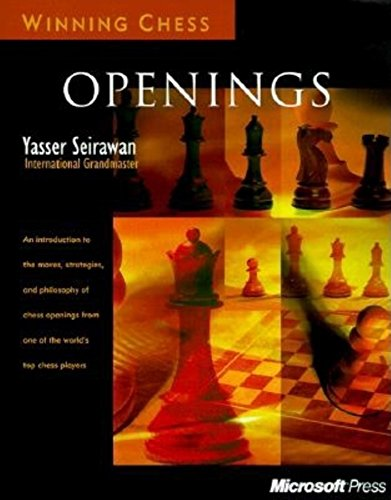 9780735609150: Winning Chess Openings