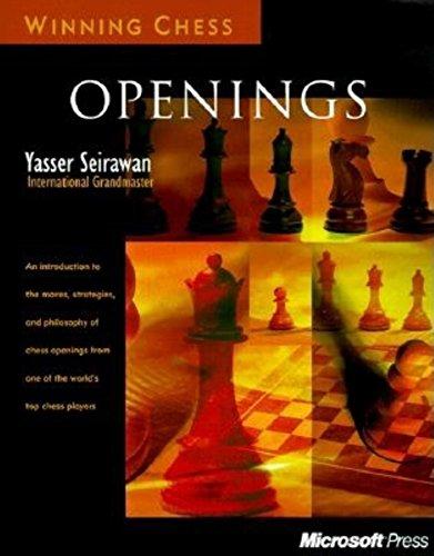 9780735609150: Winning Chess Openings