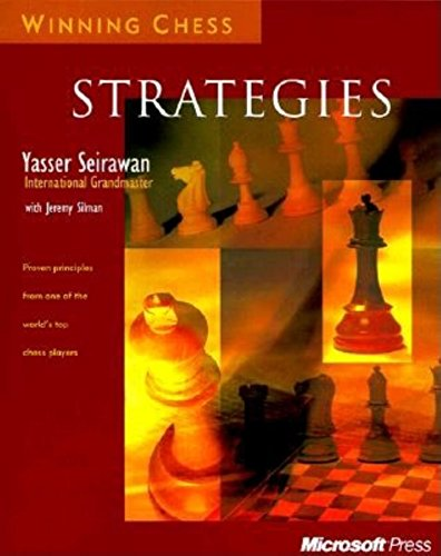 9780735609167: Winning Chess Strategies: Proven Principles from One of the U.S.A.'s Top Chess Players