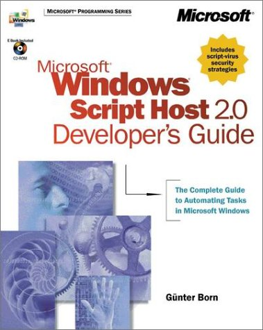 9780735609310: Microsoft Windows Script Host 2.0: Developer's Guide