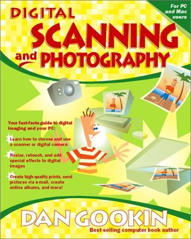 9780735610125: Digital Scanning and Photography (Eu-Independent)