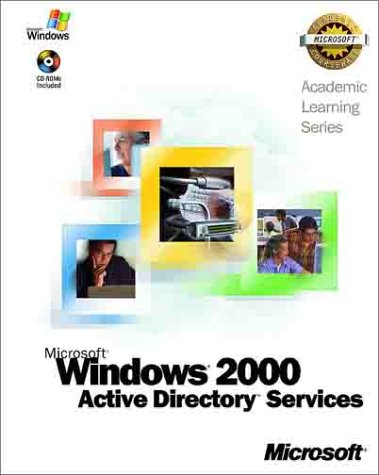 9780735610453: ALS Microsoft Windows 2000 Active Directory Services (Academic Learning Series)