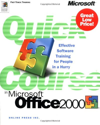 9780735610835: Quick Course® in Microsoft® Office 2000