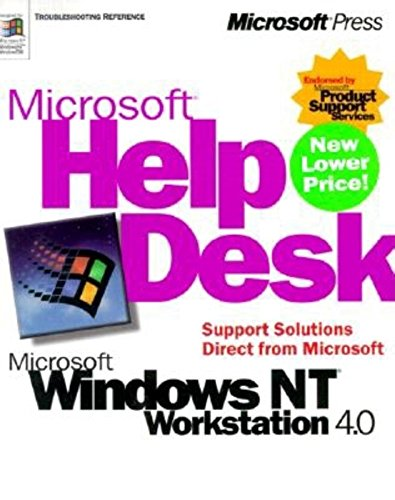 9780735610972: Microsoft(r) Help Desk for Microsoft Windows NT(r) Workstation 4.0
