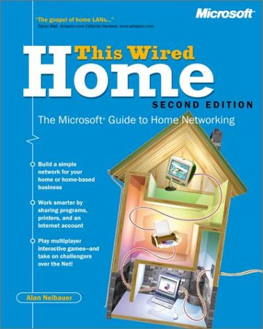 9780735611580: This Wired Home: The Microsoft Guide to Home