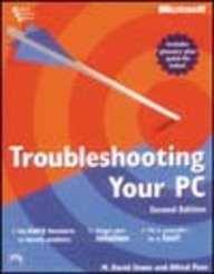 Troubleshooting Your PC: Stone, M. David; Poor, Alfred