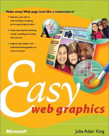 9780735611924: Easy Web Graphics