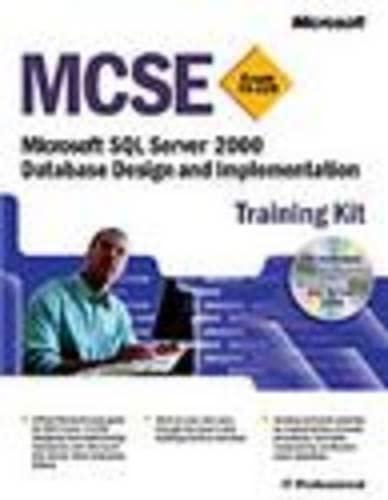 MCSE Training Kit (Exam 70-229) : Microsoft: Microsoft Corporation Staff;