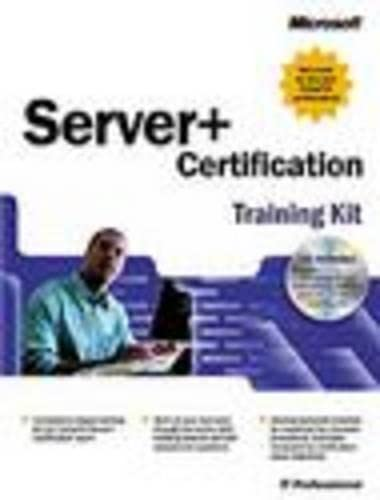 9780735612723: Server+ Certification Training Kit (Pro Technical Refere)