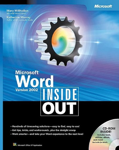 9780735612785: Microsoft® Word Version 2002 Inside Out