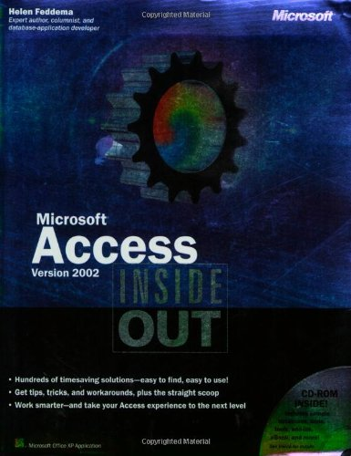 9780735612839: Microsoft® Access Version 2002 Inside Out