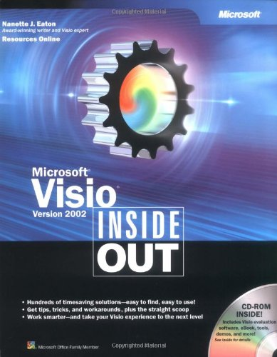 9780735612853: Microsoft® Visio® Version 2002 Inside Out