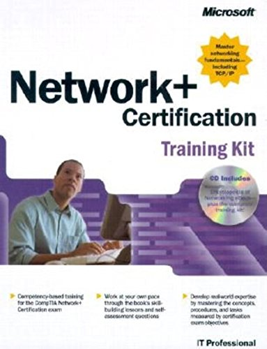 Network+ Certification Training Kit (Pro-Certification) (073561346X) by Microsoft Press