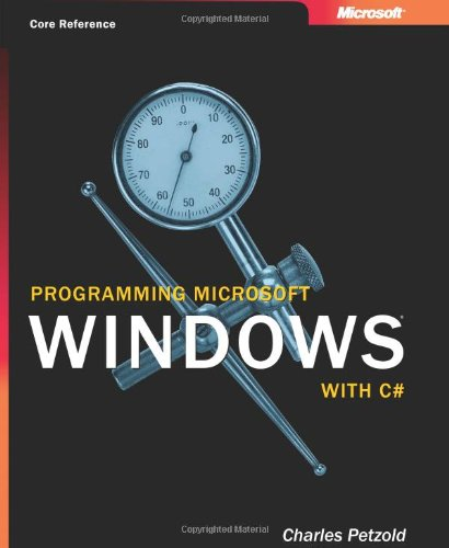 9780735613706: Programming Windows with C#