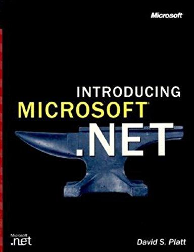 9780735613775: Introducing Microsoft .Net (Encyclopedia of Visual Medicine)