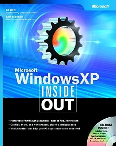 9780735613829: Microsoft Windows Xp Inside Out