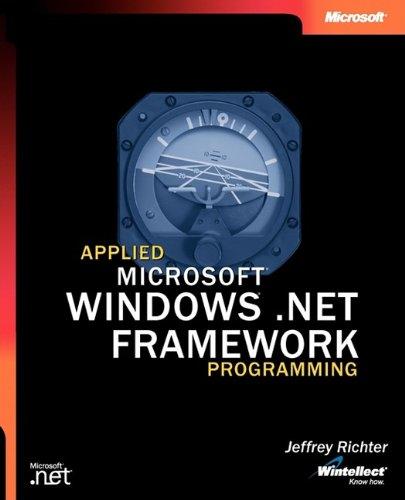 9780735614222: Applied Microsoft® .NET Framework Programming (Developer Reference)
