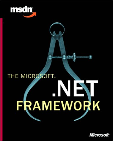 9780735614444: Microsoft .net Framework