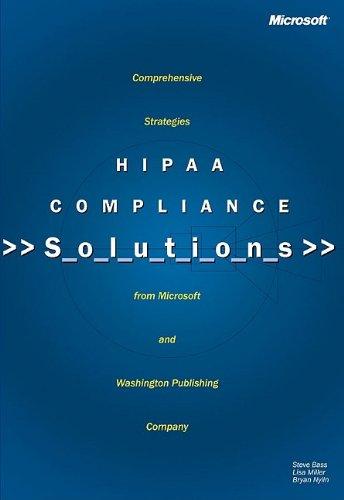 9780735614963: Hipaa Compliance Solutions